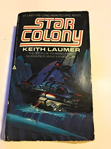Star Colony: Laumer, Keith