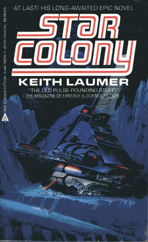 Star Colony (0441780369) by Keith Laumer
