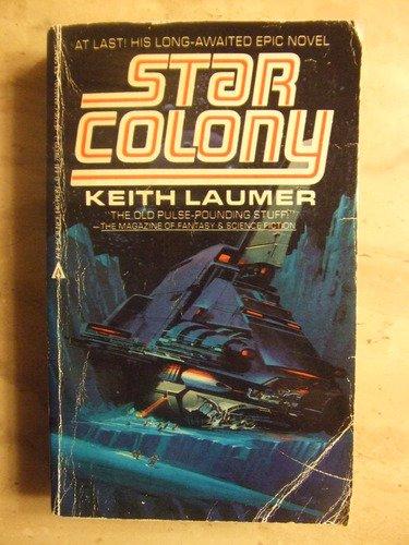 9780441780396: Star Colony