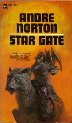 Star Gate (0441780717) by Andre Norton