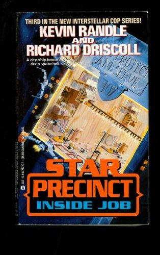 9780441782703: Star Precinct 3: Inside Job (Star Precinct No. 3)