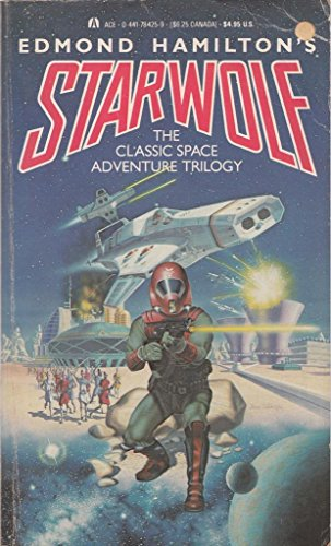 Starwolf (9780441784257) by Edmond Hamilton
