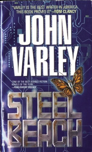 Steel Beach: Varley, John