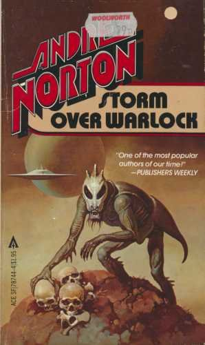Storm Over Warlock (Forerunner/Shann Lantee, Bk. 1) (0441787444) by Andre Norton