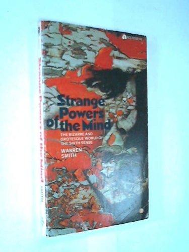 9780441789504: Strange Powers of the Mind