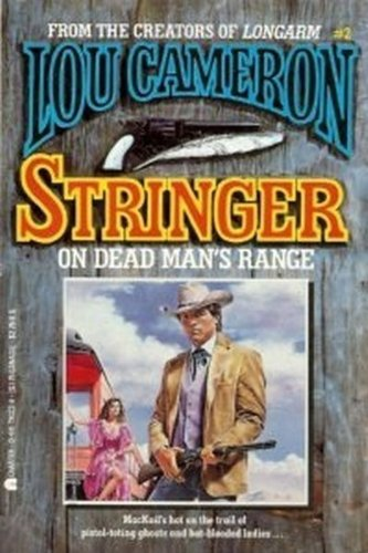 On Dead Man's Range (Stringer, No. 2): Cameron, Lou