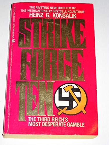 9780441790487: Strike Force Ten