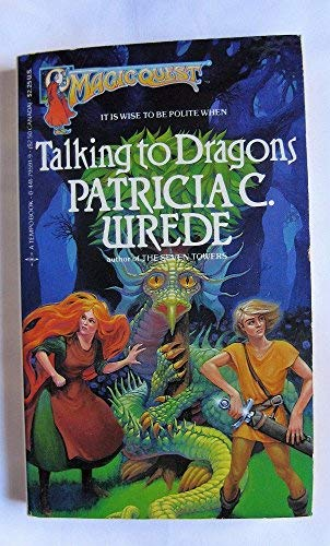 9780441795918: talking to dragons