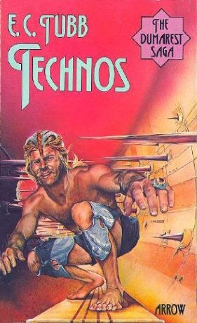 9780441799763: Technos: Dumarest of Terra No. 7