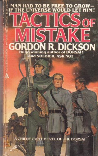 Tactics Of Mistake: Dickson, Gordon R.