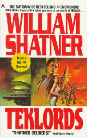 TekLords: Shatner, William; Goulart,