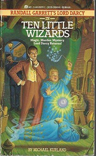 9780441800575: Ten Little Wizards