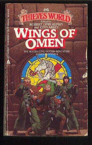 9780441805884: Wings of Omen