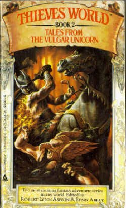 9780441805907: Tales From the Vulgar Unicorn (Thieves' World, Book 2)
