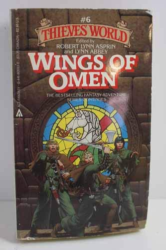9780441805938: Wings of Omen: Thieves World #6