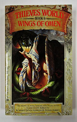 9780441805969: Wings of Omen (Thieves' World, Book 6)