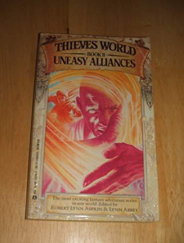 9780441806102: Uneasy Alliance (Thieves World, Bk 11)
