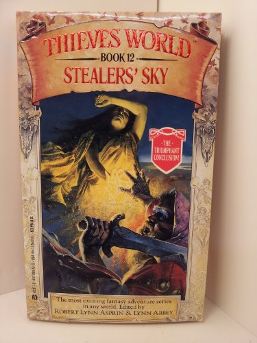 9780441806126: Stealers' Sky (Thieves' World 12)