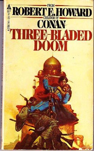 9780441807802: Three-Bladed Doom