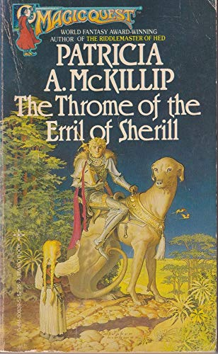 9780441808397: The Throme of the Erril of Sherill