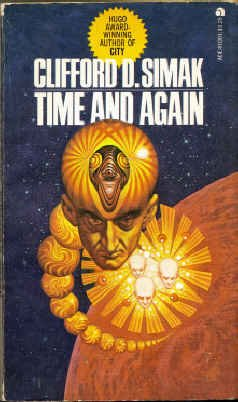 9780441810017: Time and Again (Ace SF, 81001)