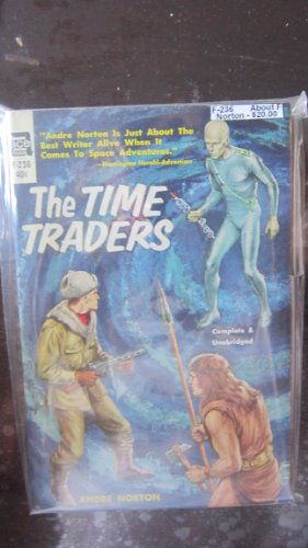 9780441812516: The Time Traders
