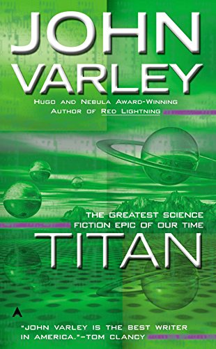 9780441813049: Titan (Gaea)
