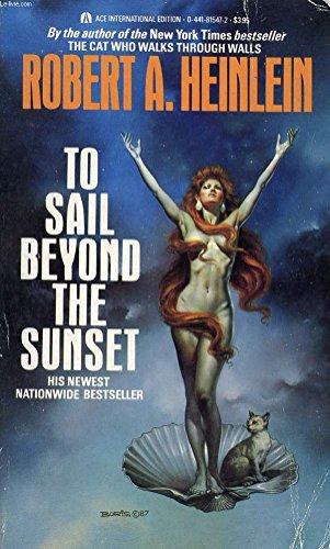 9780441815470: Sail/sunset Int