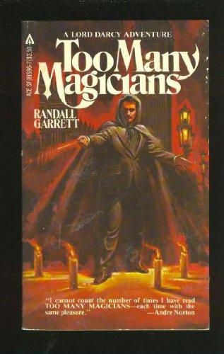 9780441816965: Too Many Magicians