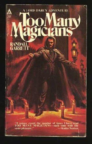 9780441816972: Too Many Magicians