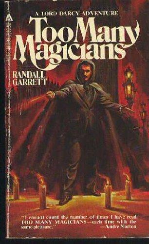 9780441816989: Too Many Magicians
