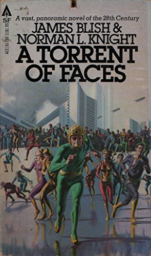 9780441817825: Torrent Of Faces