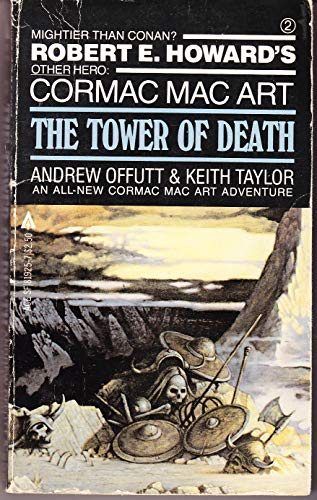 Cormac Mac Art 2: Tower of Death: Offutt, Andrew J.; Taylor, Keith