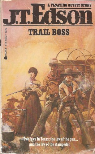 9780441820979: Trail Boss (Floating Outfit)