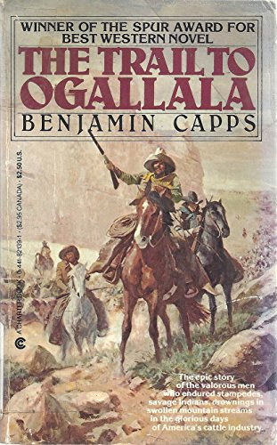 9780441821396: The Trail to Ogallala