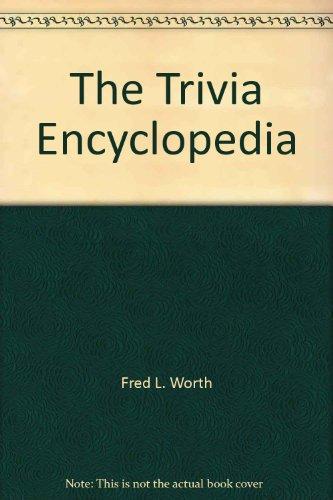 9780441824120: The Trivia Encyclopedia
