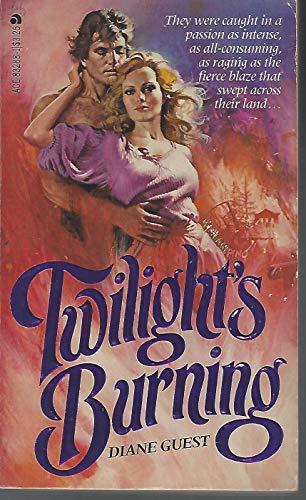 9780441832880: Twilights Burning