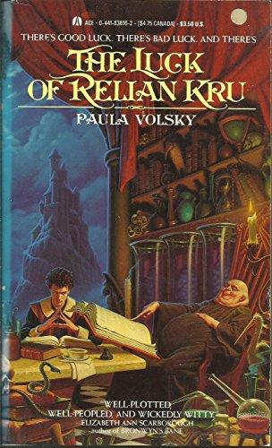 9780441838165: The Luck of Relian Kru