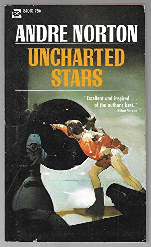 9780441840007: Uncharted Stars