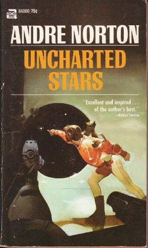 9780441840014: Uncharted Stars (Murdock Jern, Bk. 2)