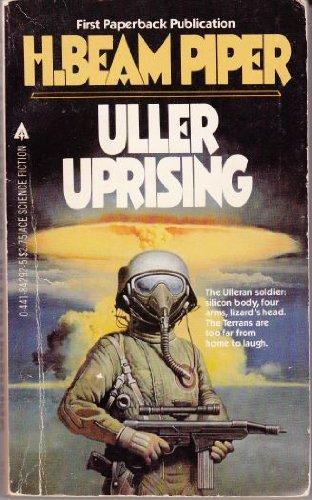 9780441842926: Uller Uprising
