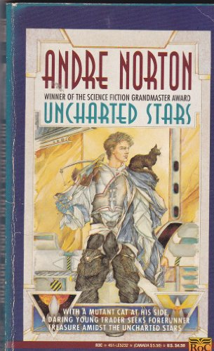 9780441844661: Uncharted Stars