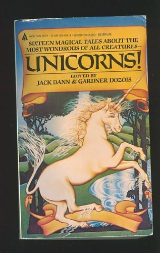 Unicorns (0441854443) by Dann, Jack; Dozois, Gardner