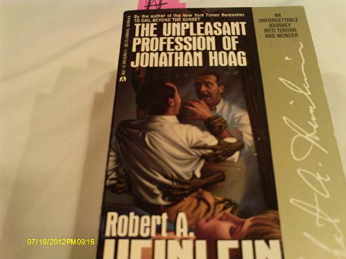 9780441854578: The Unpleasant Profession of Jonathan Hoag
