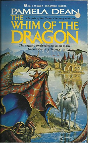 9780441855131: The Whim of the Dragon