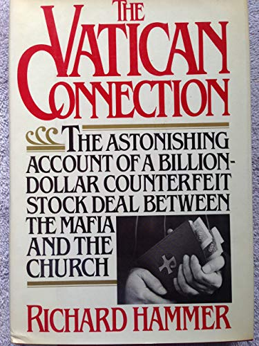 9780441860548: The Vatican Connection