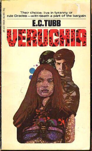 9780441861811: Veruchia (Dumarest of Terra #8)