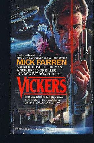 Vickers (9780441862900) by Farren, Mick