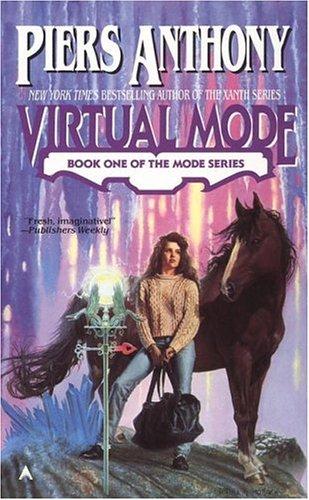 9780441865031: Virtual Mode (Mode, Book 1)