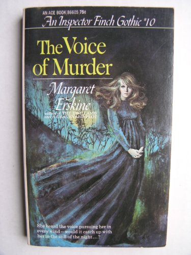 9780441866052: THE VOICE OF MURDER - INSPECTOR FINCH GOTHIC #10